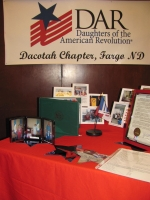 Dacotah Chapter Display