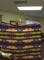 Chief Joseph Nez Perce Leader - blanket